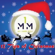 Cover art for 12 Tips of Christmas Tip 1 Think about the big picture, work for consistency
