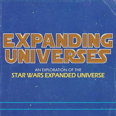 Cover art for Expanding Universes  - New Podcast Premieres Monday