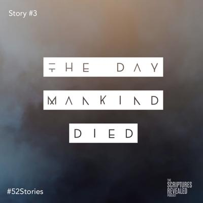 Cover art for Story #3 - The Day Mankind Died