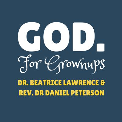 Cover art for God for Grownups: Sin and Grace