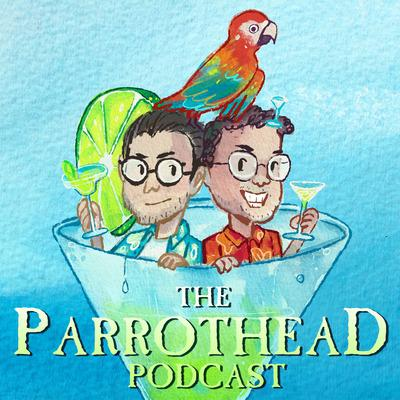 Cover art for Welcome to The Parrothead Podcast