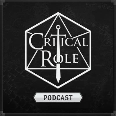 Welcome to Critical Role, where a bunch of nerdy-ass voice actors sit around and play Dungeons & Dragons! Join Dungeon Master Matthew Mercer and an all-star cast of world-class performers each week as they travel through imaginary realms for more adventure than you can shake a magic staff at. Need a deeper dive? Be sure to catch Talks Machina with Brian W. Foster, the official Critical Role companion show, right here on Critical Role.