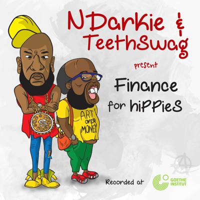 Finance for Hippies is a show hosted by Ndarkie & TeethSwag - 2 untalented hip hop rappers who are using this podcast platform to find a fun way to discuss money so that they can finally fund the their dream of releasing a mixtape for their fans. Every other week, we invite a guest (an artist or financial industry expert), we drink tons of alcohol with them, and we have discourse on the weeks pending financial topic.   Subscribe to Finance for Hippies for free on Anchor, iTunes and everywhere. New episodes are uploaded every 2 weeks  #ArtOverMoney