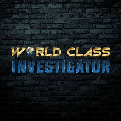 The podcast dedicated to helping people become world class investigators; whether you're new to the industry, or want to up your investigative game by developing your knowledge, Brought to you by Julie Clegg, CEO of Human-i Intelligence Services and one of the stars of channel 4's hit TV show, Hunted, a 20-year veteran of the investigation world, former detective and undercover operator. Featuring weekly interviews and insights from thought leaders in the intelligence industry including former detectives, business leaders, profilers and investigative experts.