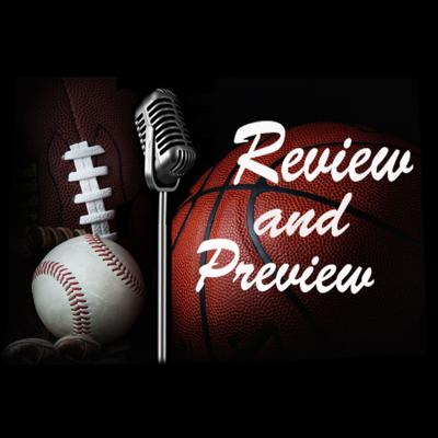 Review and Preview is a weekly sports talk show brand that covers professional and collegiate sports. All of our shows follow a consistent pattern of recapping the previous week in sports and examining upcoming events in the sporting world, while also taking in callers for an audience perspective! Support this podcast: https://anchor.fm/reviewandpreview/support