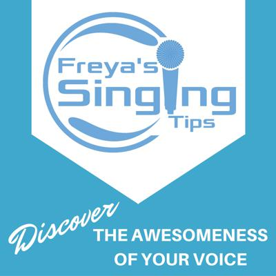 Freya's Singing Tips: Train Your Voice   Professional Singers   Singing Technique   Mindset