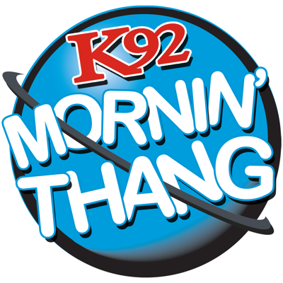 The K92 Mornin' Thang airs weekdays from 5a-10a on WXLK-FM in Roanoke, Virginia and online at www.k92radio.com