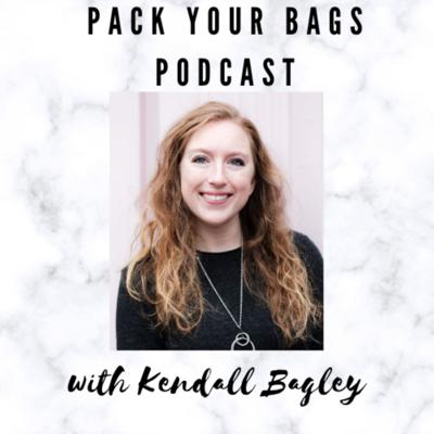 Pack Your Bags with Kendall Bagley