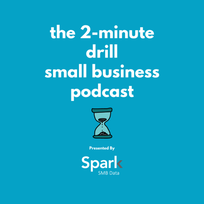 the 2-minute drill small business podcast