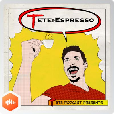 TeTe & Espresso is a 2 minutes podcast, 3 days a week, that will get your day started the perfect way, with a positive jolt. With weekly themes, 1 minute is spent talking about the daily topic, and 1 minute is spent on energetic affirmations...The best way to start your day.  Orphanage work inspired this podcast. I have a working plan in motion to install surround sound in orphanages, where I currently go to in Mexico, where I will be programing their brains for success and happiness. While building this dream, I decided to make a version for the general population, and use the proceeds to build my brain programing and mentorship program with the kids without families.. I currently visit 3 homes, with 60 kids in each home, ranging from 1 month to 22 years old...In this dream, your messages of hope and love are linked directly to them. Our success is their success.   This Podcast was created realizing the precious time we have in our busy lives. A 1 hour podcast, and even a 20 minute podcast, can seem too long in our daily lives. That was the intention for having a 2 minute podcast. You could even listen to it back to back and not spend more then 5 minutes of your time. And that time is filled with the best brain programing humans can experience.   After spending the last 15 years immersed in affirmations, psychology of success, coaching programs, spiritual books, courses, philanthropy, mastermind groups, psychology, philosophy, and wanting to live fully every day, I put that all together in a package that can help my brother and sister (you) to the maximum, knowing your busy life.  All of the acoustic guitar is originally done in the booth, and is the back track for each podcast. Every week there is a new guitar progression. I write, record, and produce everything you hear. Keeping it fresh 52 throughout the year.   Spread this with as many people as you love, it will help the ones who need and want our love the most... The children and young adults of this world, with no one there for them.
