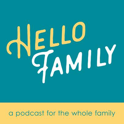 A podcast for the whole family. Creating fun and meaningful conversations for parents and kids. Join us in cultivating loving and lasting relationships through questions, 1-2 minute episodes, twice a week. https://linktr.ee/hellofamily