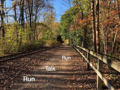 A virtual run with JD and Anthony (and sometimes other guest runners). Got a long run and have no friends to run with you? Now you do! We are your virtual running buddies!