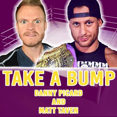 Ring of Honor's Matt Taven and Boston sports personality Danny Picard join forces to host a weekly podcast that provides a mix of real talk, hot takes, and kayfabe, including special guests from the world of pro wrestling. Support this podcast: https://anchor.fm/takeabump/support