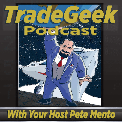 TRADEGEEK PODCAST focuses on issues of global trade and customs, logistics, supply chain and economics in a humorous, balanced and non political way. TRADEGEEK is brought to you by the World Trade Centers Support this podcast: https://anchor.fm/pete-mento/support