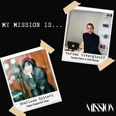 My Mission Is...