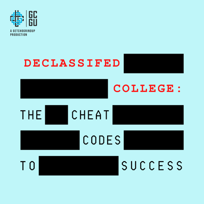 We give you all of the cheat codes to help you survive college. From financial literacy to how to get a job, join 3 days a week as we answer all the questions that we wish college taught us.
