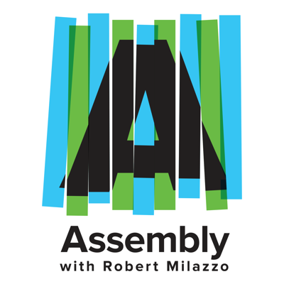 Assembly is a documentary podcast that looks at what brings us together. Hosted by Robert Milazzo, each season features a moment in time, told first-hand through the voices touched and the lives changed. You'll hear the sounds and stories of creators, communities, and crowds that come together, all while events in art, culture, and beyond become legacy.