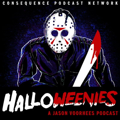 Halloweenies is a monthly podcast for fans of all horror franchises. Each season, co-hosts McKenzie Gerber, Dan Caffrey, Justin Gerber, and Michael Roffman slice through an iconic series one movie at a time. In 2018, they started in Haddonfield, Illinois with Halloween. In 2019, they dreamed through Springwood, Ohio for A Nightmare on Elm Street. And in 2020, they're roasting mallows at Camp Crystal Lake on Friday the 13th. As always, there will be tricks, there will be treats, and, yes, there will be blood.