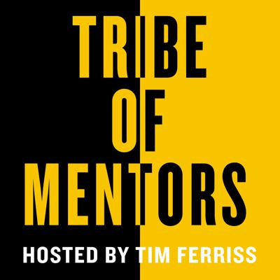 "Tribe of Mentors is a short-form podcast series from Tim Ferriss, one of Fast Company's ""Most Innovative Business People"" and an early-stage tech investor/advisor in Uber, Facebook, Twitter, Shopify, Duolingo, Alibaba, and 50+ other companies. The show highlights short life advice from the best in the world. The Observer and other media have named him ""the Oprah of audio"" due to the influence of his podcast, The Tim Ferriss Show, which has exceeded 400 million downloads and been selected for ""Best of Apple Podcasts"" three years running."