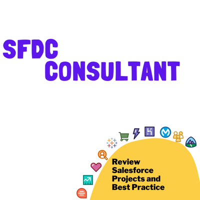 A podcast from the team at SFDC Consultant, where we discuss Salesforce Implementation Projects with Salesforce experts. We try to cover tools, tips, the good and the bad of a Salesforce Consultant.