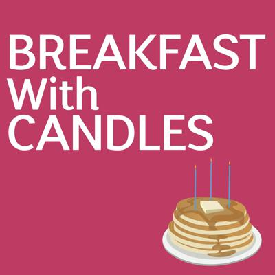 Breakfast with Candles
