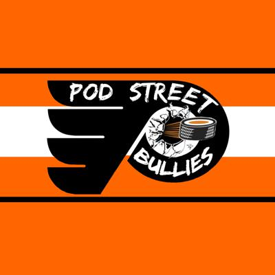 Your go-to podcast for Flyers talk, unmatched analysis, and some humor sprinkled in. Hosted by Derrik Bobb & John Gove.