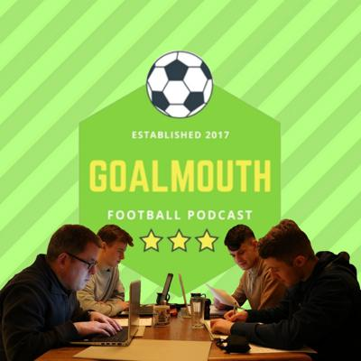 Goalmouth is a podcast set up to discuss all things football. The topics discussed will range from the League of Ireland, to the English Premiership, the Irish national team and so on.