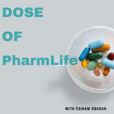 A lifestyle and health related podcast for everyone (specifically tailored towards pharmacy). This is a platform for us to share, connect, learn and have fun!Send any questions, comments to doseofpharmlife@gmail.com