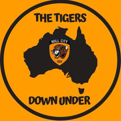 The Tigers Down Under