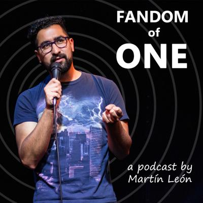 Hello, I'm Martín León, a stand up comedian and wannabe writer. Every so often I record a podcast as an update on my projects (accountability!) and mental health. Sometimes I have friends over to talk about what they're doing.