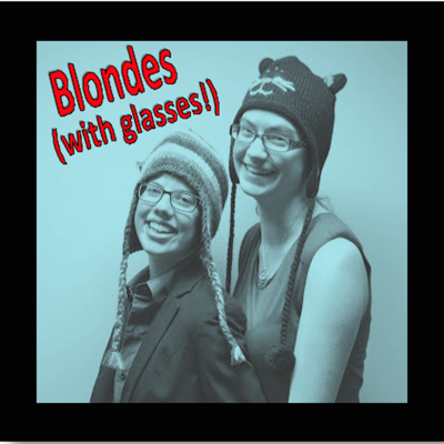 Blondes With Glasses!