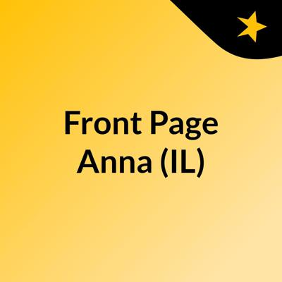 Front Page Anna (IL)