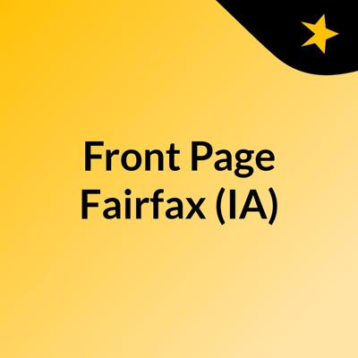 Front Page Fairfax (IA)