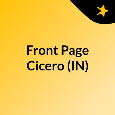 Front Page Cicero (IN)
