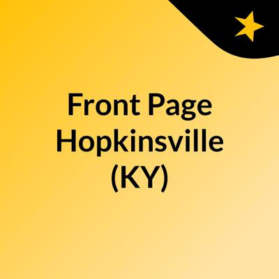 Front Page Hopkinsville (KY)