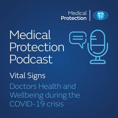 Cover art for Doctors Health and Wellbeing during the COVID-19 crisis