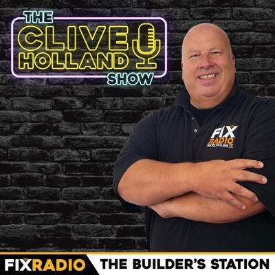 Clive Holland on Fix Radio Podcast