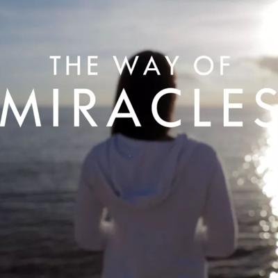 Cover art for The Way of Miracles with Christina Vircillo Bresson
