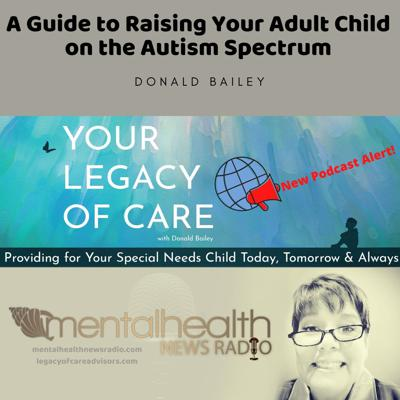 Cover art for A Guide to Raising Your Adult Child on the Autism Spectrum
