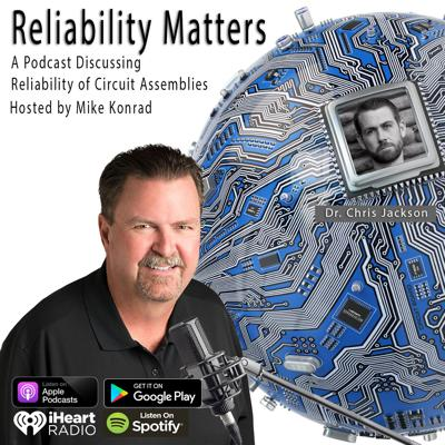 Cover art for Episode 45: A Conversation with Dr. Chris Jackson About Reliability