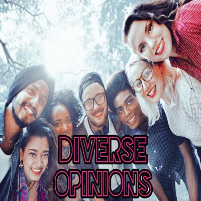 A podcast where I interview someone each week about their opinions on topics that can often cause controversy and even ones that aren't as controversial