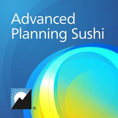 Advanced Planning Sushi