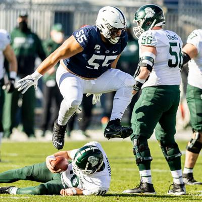 Cover art for Penn State Nitwits Podcast: MSU Senior Day Win