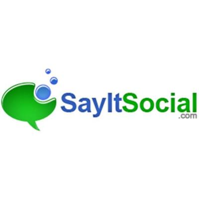 Say It Social Radio