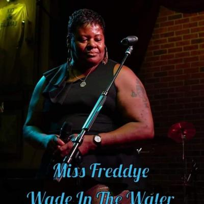 Cover art for The award-winning singer and frontline nurse from Pittsburgh Miss Freddye is my very special guest!
