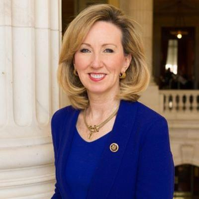 Cover art for Barbara Comstock discusses online content moderation and censorship issues