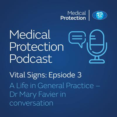 Cover art for Vital Signs episode 3: A Life in General Practice – Dr Mary Favier in conversation