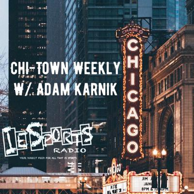 Cover art for Chi-Town Weekly - Episode 1: Here We Go