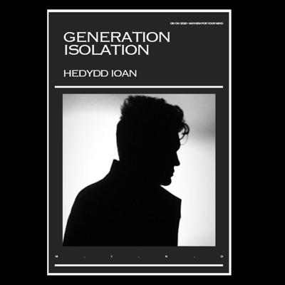 Cover art for Generation Isolation - Hedydd Ioan