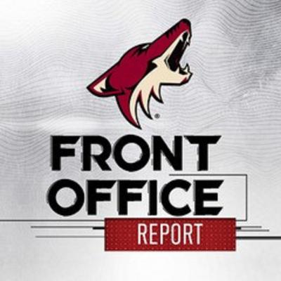 Cover art for The Front Office Report-Episode-1
